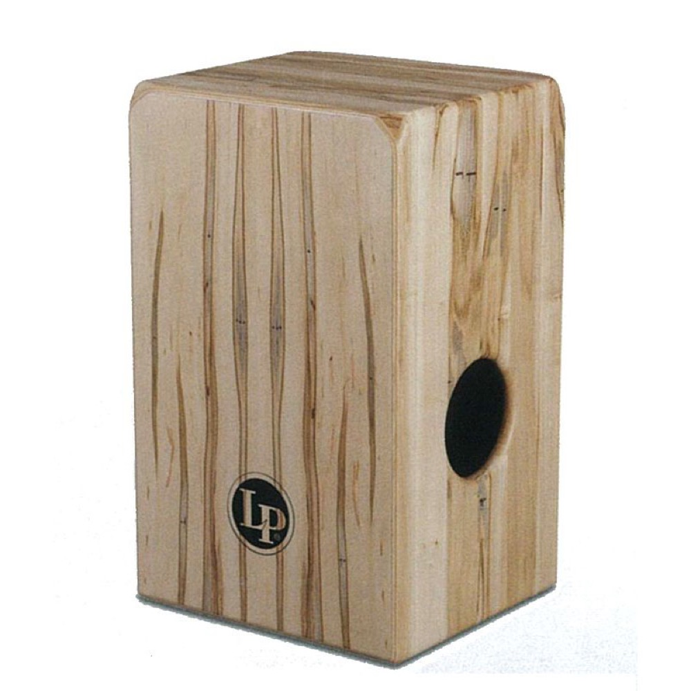 LP LP1421 American Amborsia Maple Wire Cajon スネアカホン