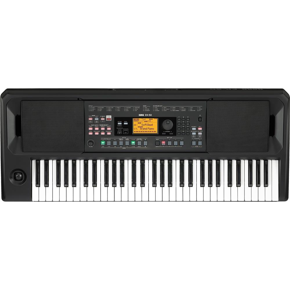 KORG EK-50 Entertainer Keyboard キーボード