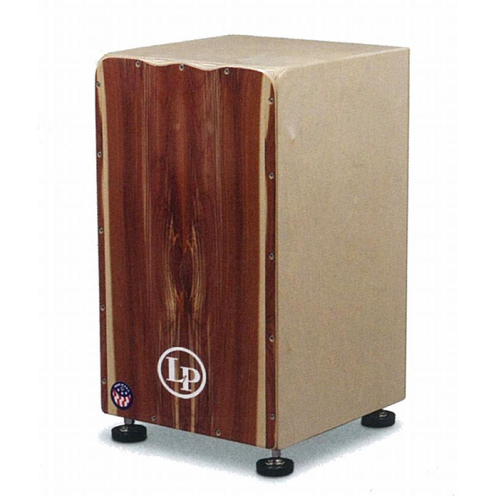LP LP1446 FLAMENCO EXOTIC CEDAR WIRE CAJON カホン