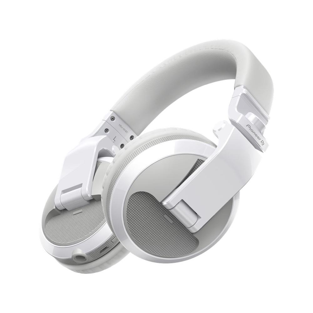 Pioneer HDJ-X5BT-W White ワイヤレス DJヘッドホン