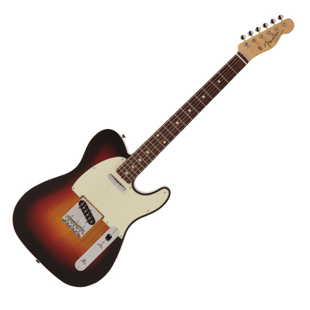 Fender Made in Japan 2018 Limited Collection 60s Custom Telecaster RW 3TS エレキギター