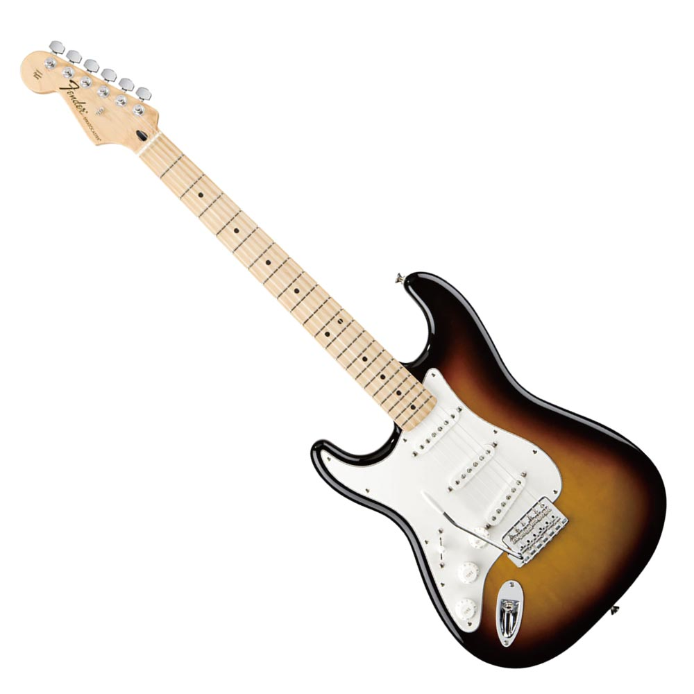 Fender Standard Stratocaster LH MF Brown レフティ エレキギター