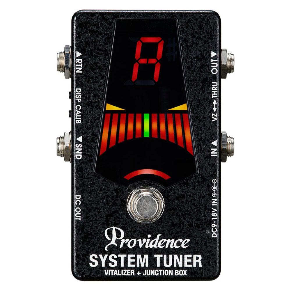 【予約受付中】 Providence STV-1JB BLK システムチューナー