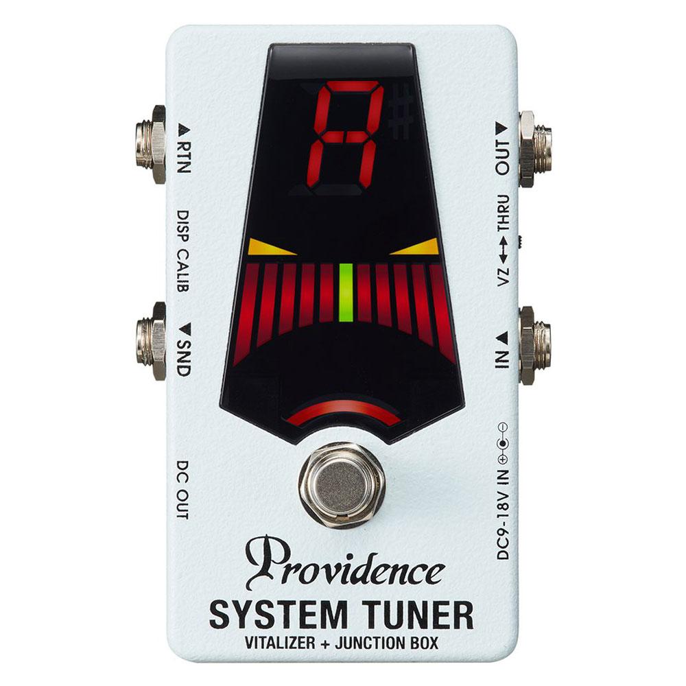 【予約受付中】 Providence STV-1JB WHT システムチューナー