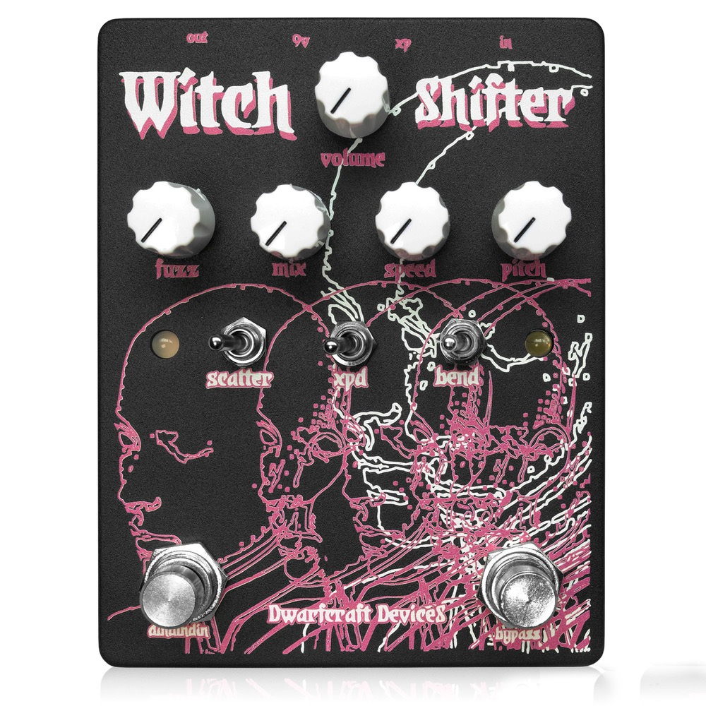 Dwarfcraft Devices Witch Shifter ギターエフェクター