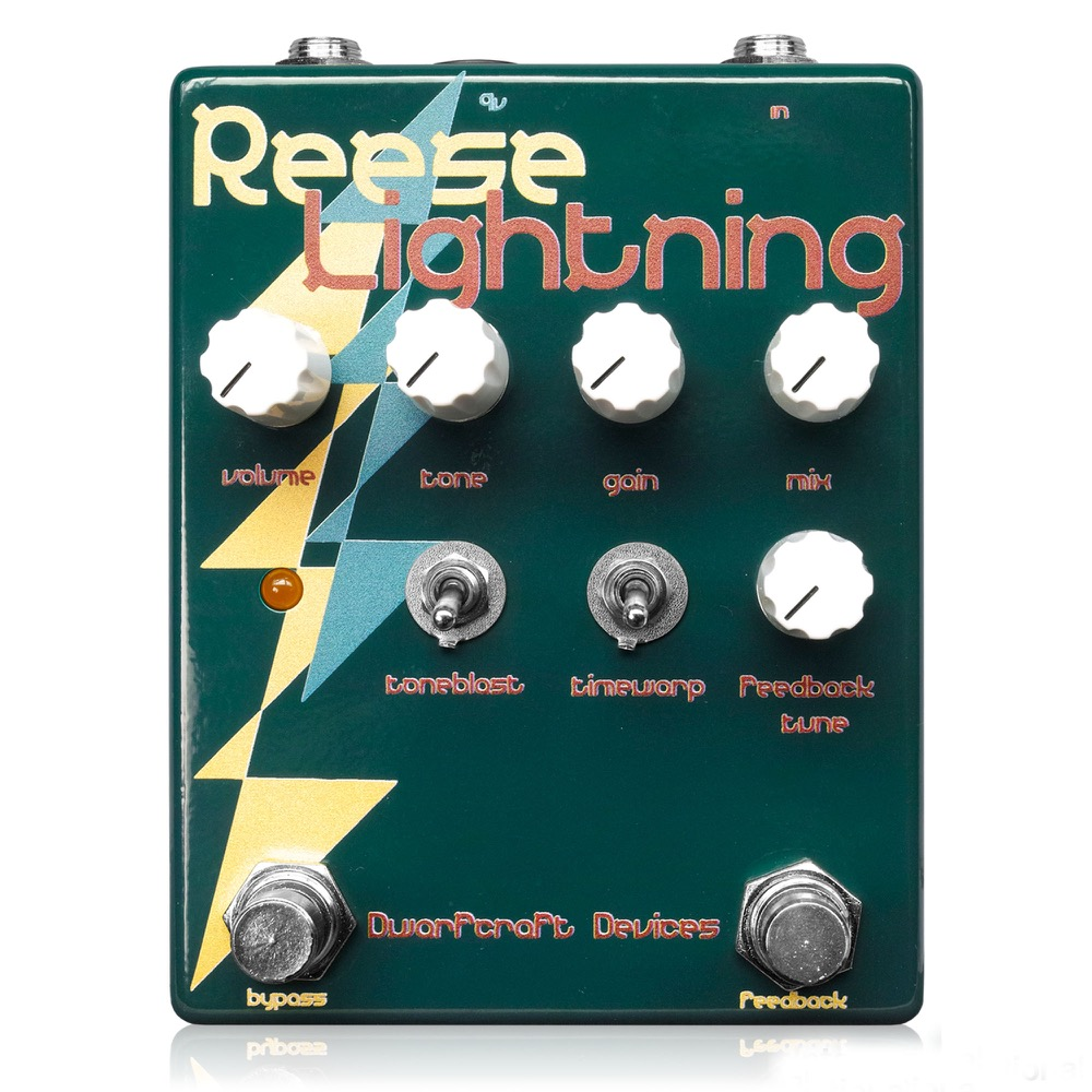Dwarfcraft Devices Reese Lightning ギターエフェクター
