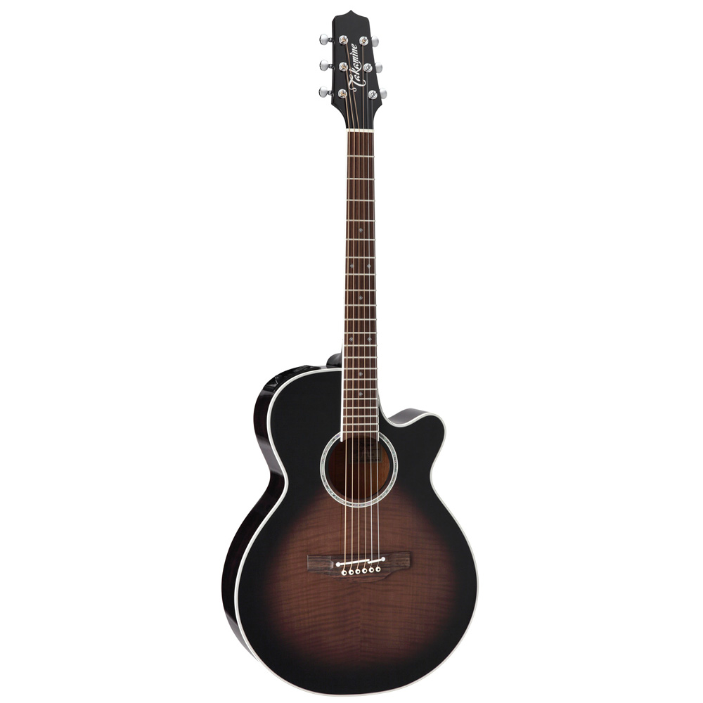 TAKAMINE PTU121C GBB エレクトリックアコースティックギター