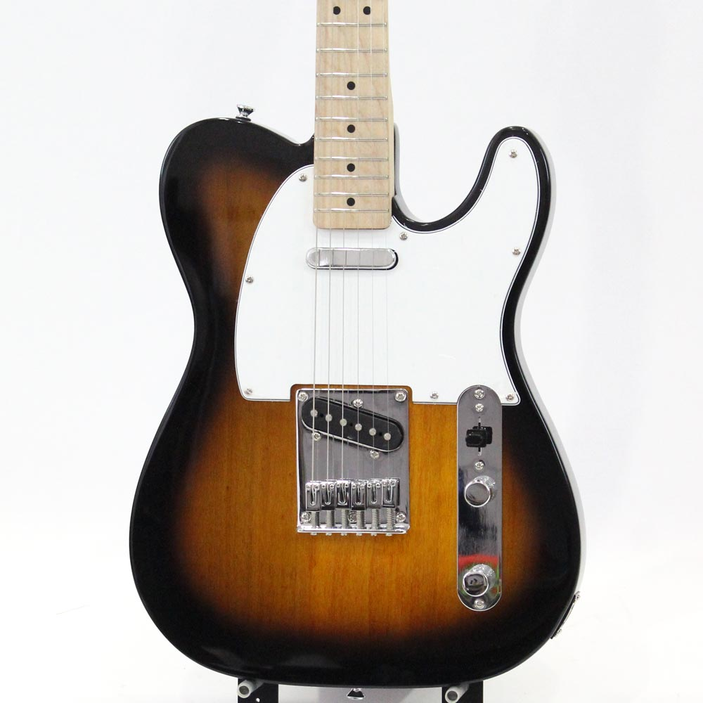 Squier Affinity Series Telecaster 2TS エレキギター アウトレット