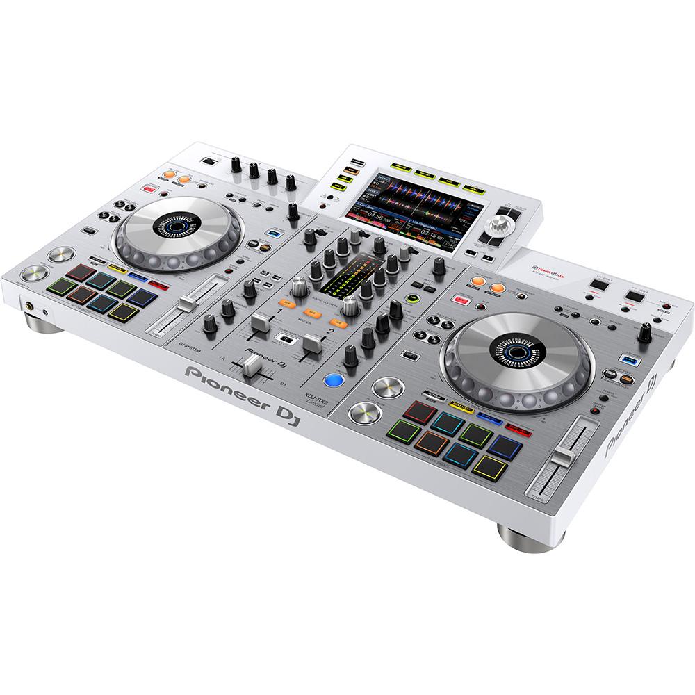 Pioneer XDJ-RX2-W プレーヤー/ミキサー 一体型DJシステム 限定ホワイトカラー