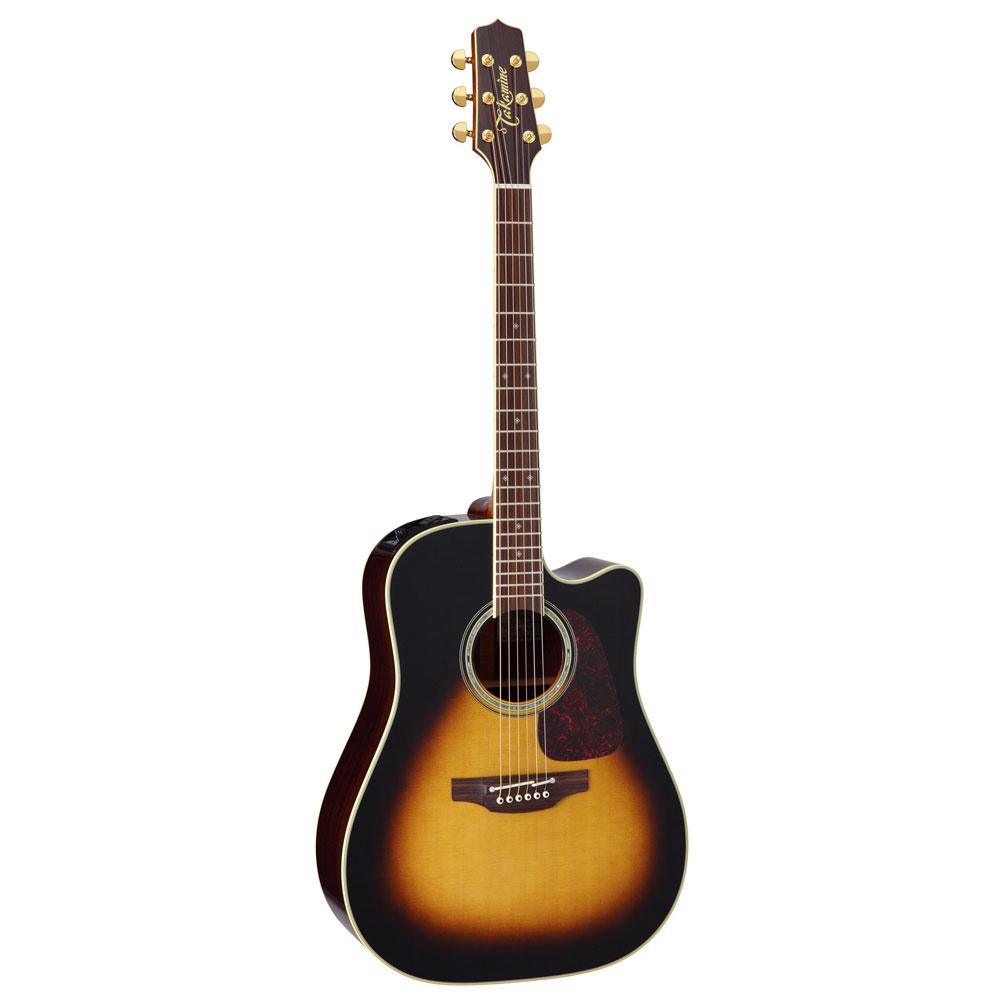 TAKAMINE PTU241C TBS エレクトリックアコースティックギター