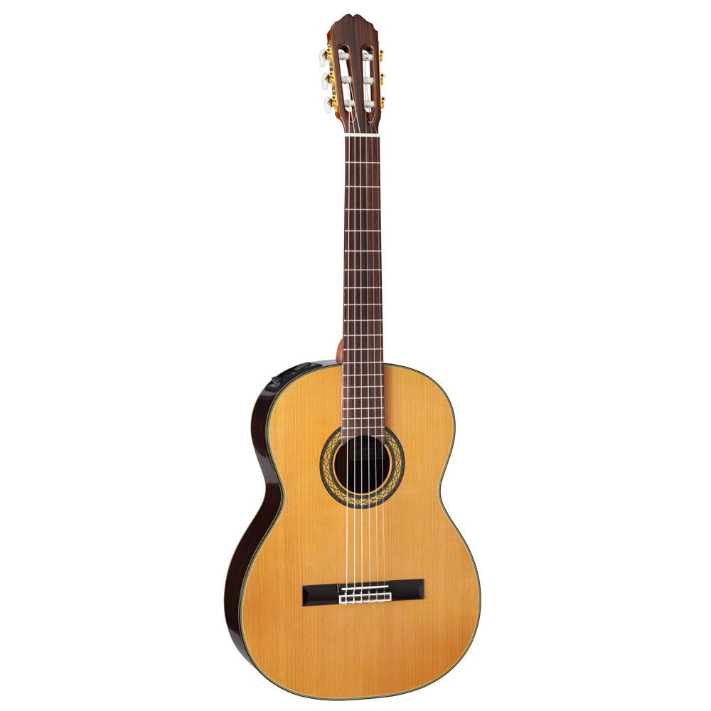 TAKAMINE PTU340N N エレクトリック クラシックギター