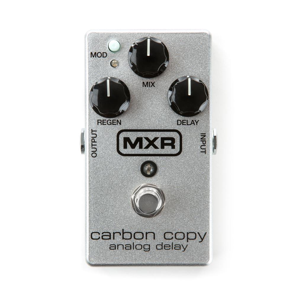 MXR M169A CARBON COPY ANALOG DELAY 10TH ANNIVERSARY EDITION ディレイ ギターエフェクター