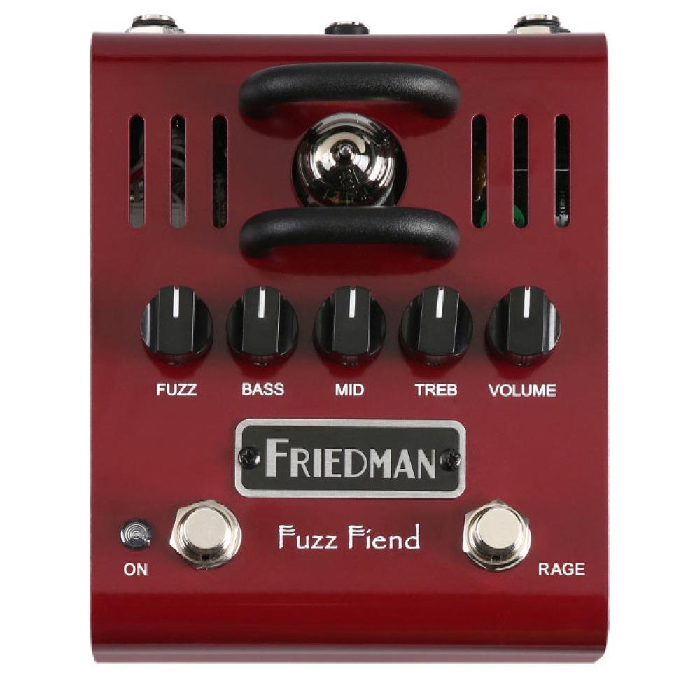 Friedman FUZZ FIEND ギターエフェクター