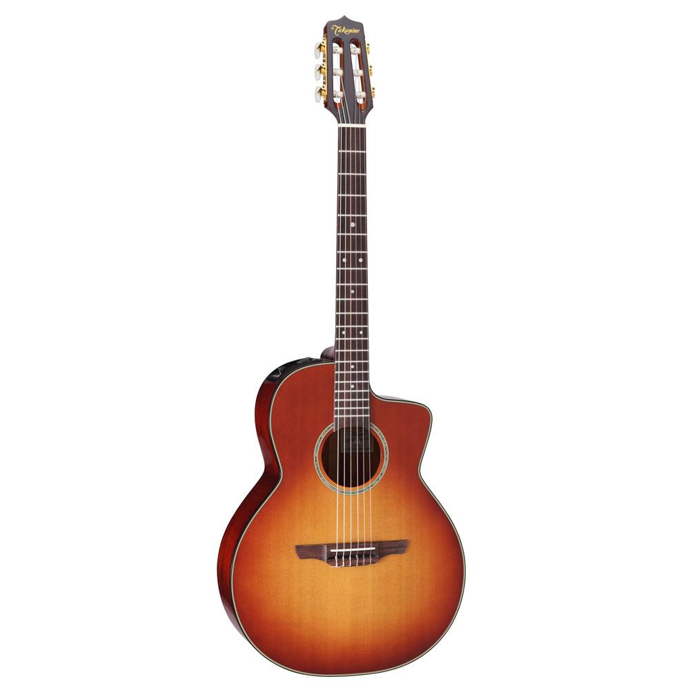 TAKAMINE PTU620NC AS エレクトリック クラシックギター