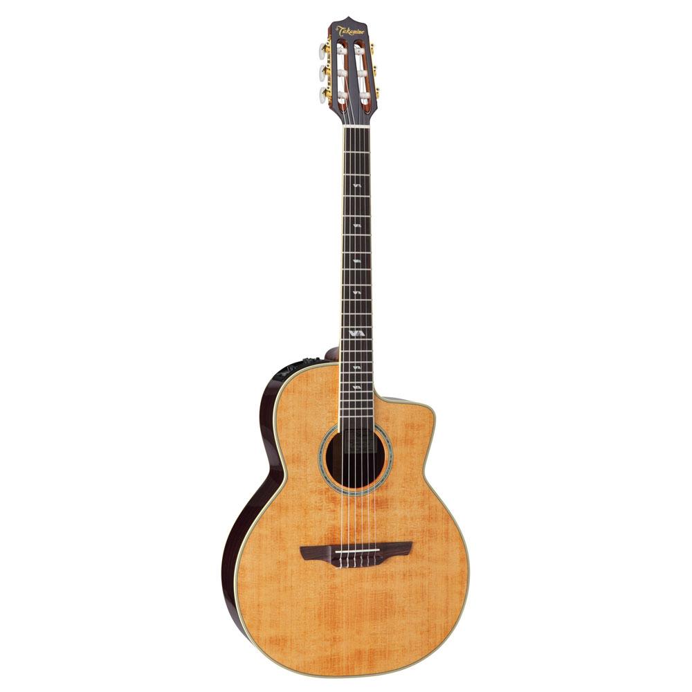 TAKAMINE DMP670NC VN エレクトリック クラシックギター