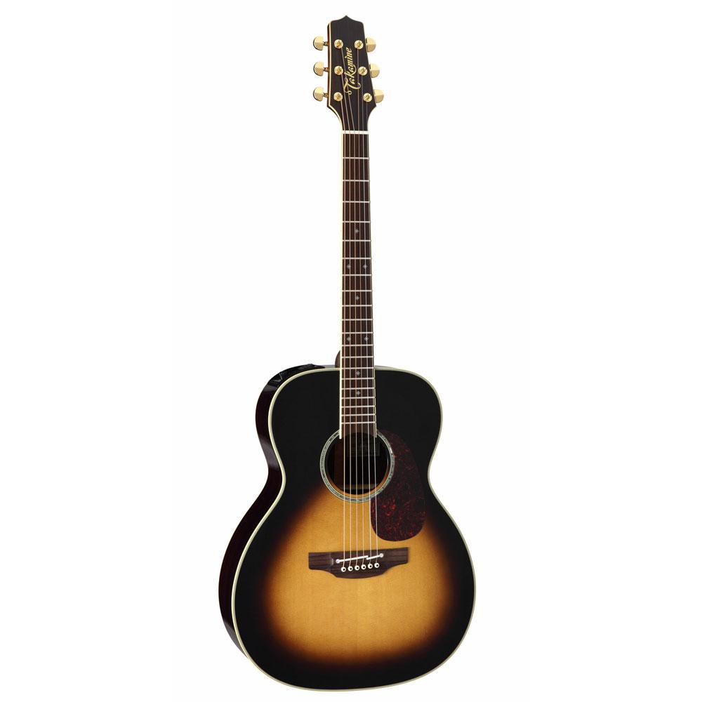 TAKAMINE PTU741 TBS エレクトリックアコースティックギター