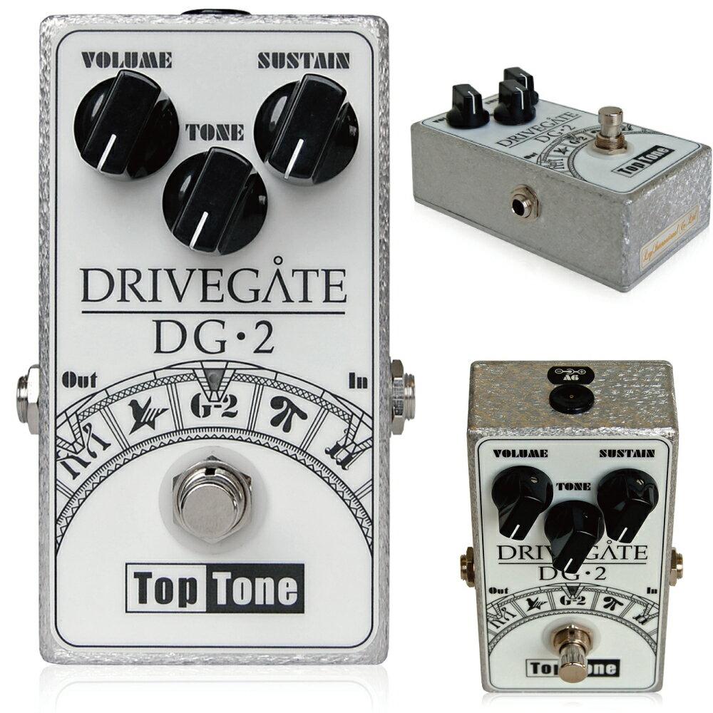 Toptone DriveGate DG-2 ファズ ギターエフェクター
