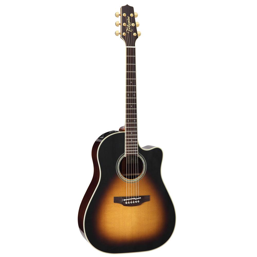 TAKAMINE PTU841C TBS エレクトリックアコースティックギター