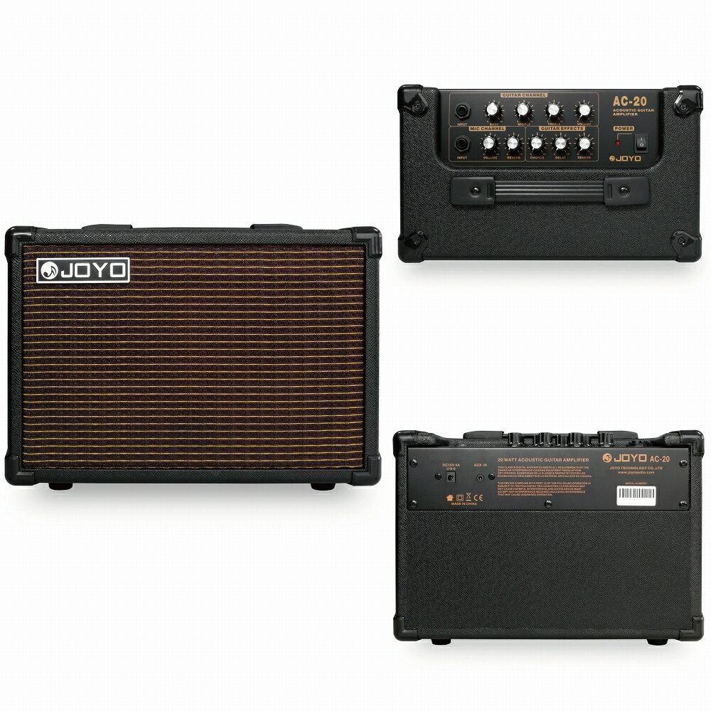 【国内正規総代理店アイテム】 JOYO Guitar JOYO AC-20 Acoustic Amplifier Guitar Amplifier アコースティックギター用アンプ, トナミシ:a3adaaf6 --- clftranspo.dominiotemporario.com