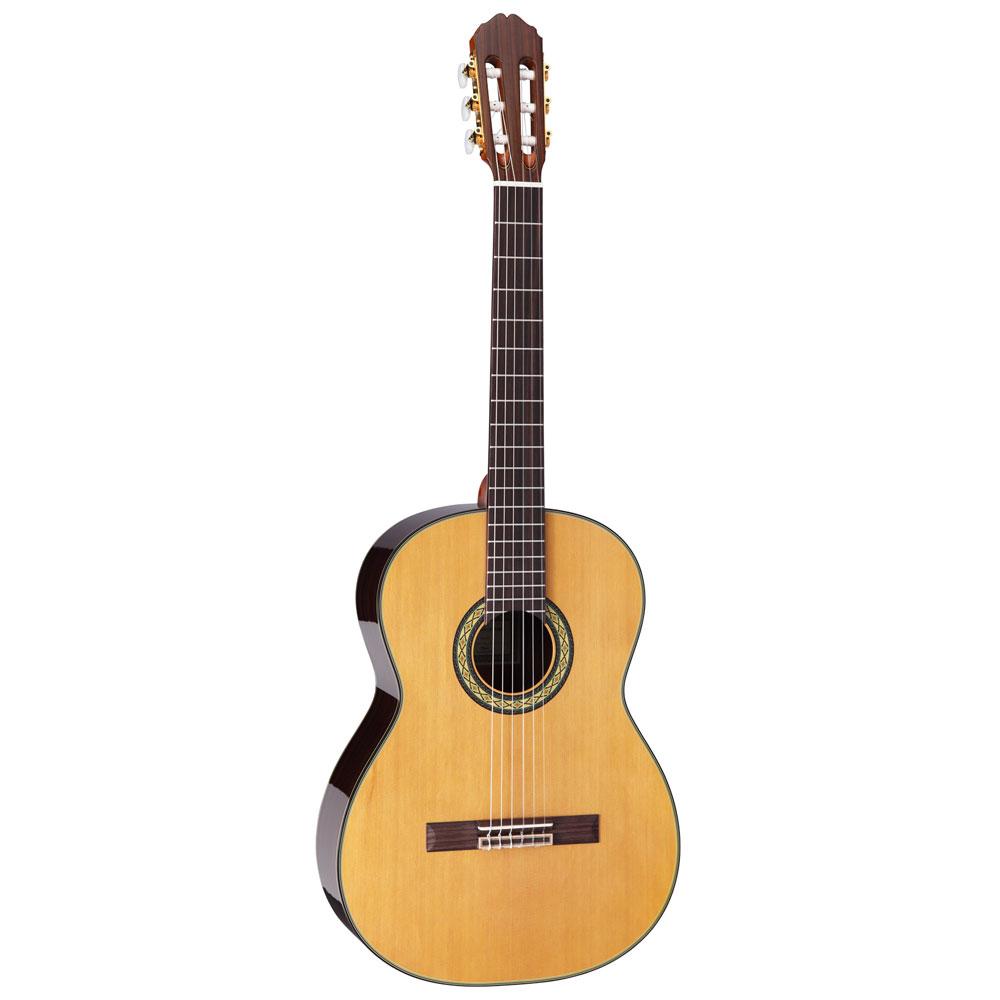 TAKAMINE NO.32C-4 クラシックギター 640mmスケール アジャスタブルロッド搭載