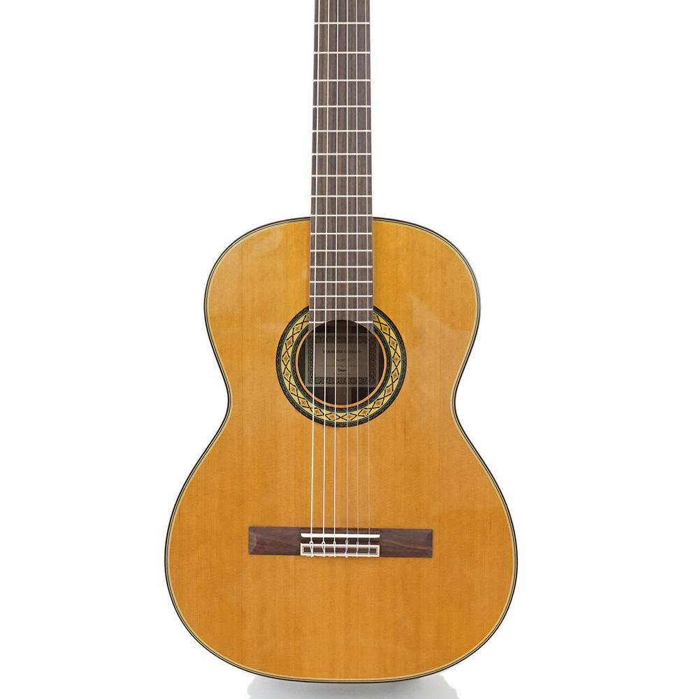 TAKAMINE NO.32C-3 クラシックギター 630mmスケール アジャスタブルロッド搭載