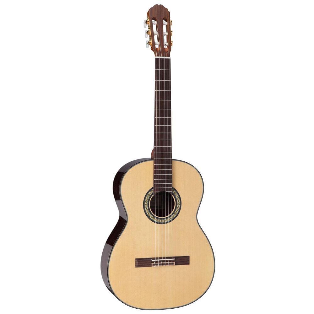 TAKAMINE NO.35S-3 クラシックギター 630mmスケール アジャスタブルロッド搭載