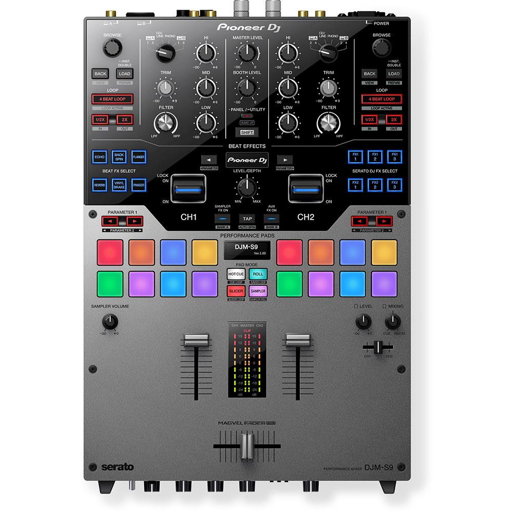 Pioneer DJM-S9-S DJミキサー