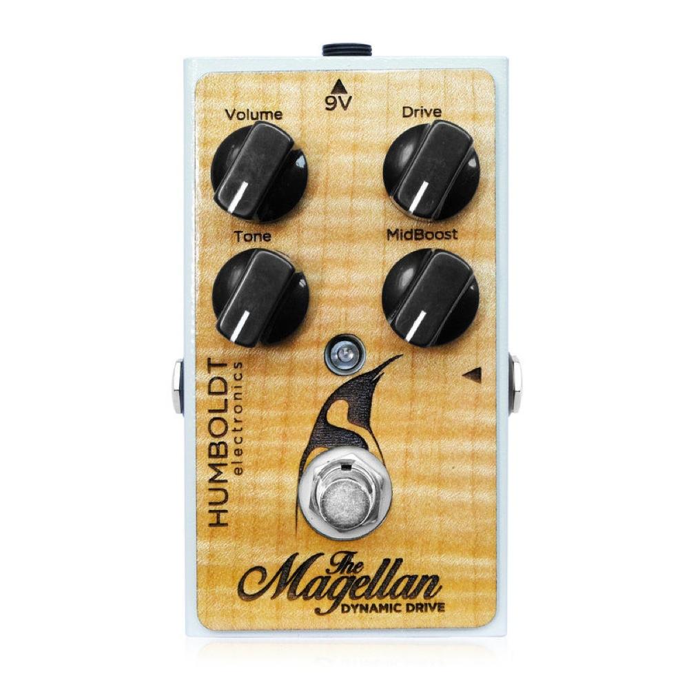 Humboldt Electronics Magellan オーバードライブ ギターエフェクター
