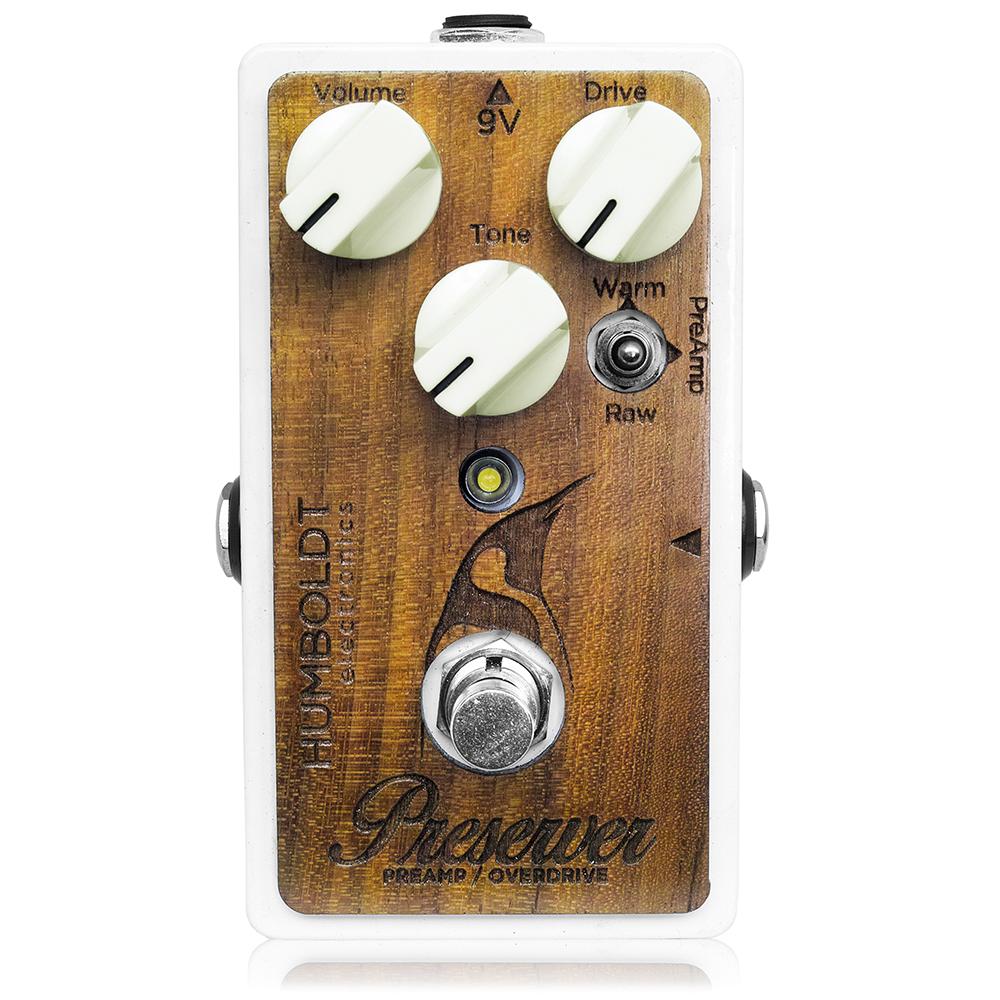 Humboldt Electronics Preserver オーバードライブ ギターエフェクター