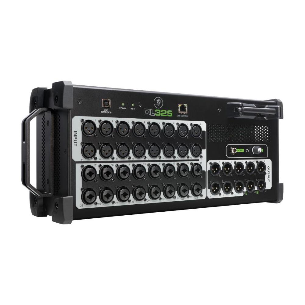 MACKIE DL32S ワイヤレスデジタルライブサウンドミキサー