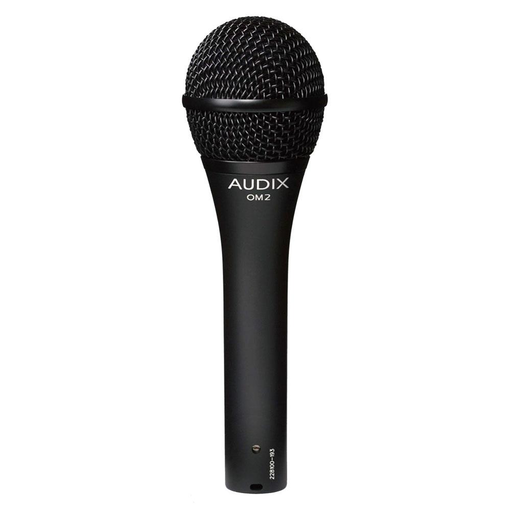 AUDIX OM2 ボーカル用ダイナミックマイク
