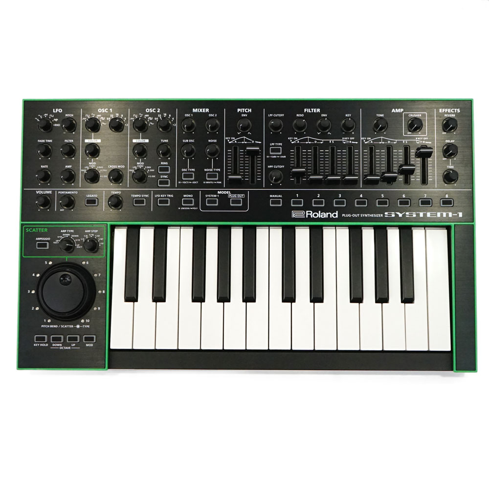 ROLAND SYSTEM-1 AIRA PLUG-OUT Synthesizer シンセサイザー アウトレット
