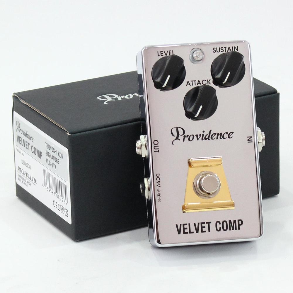 Providence VLC-1TK VELVET COMP エフェクター 【中古】