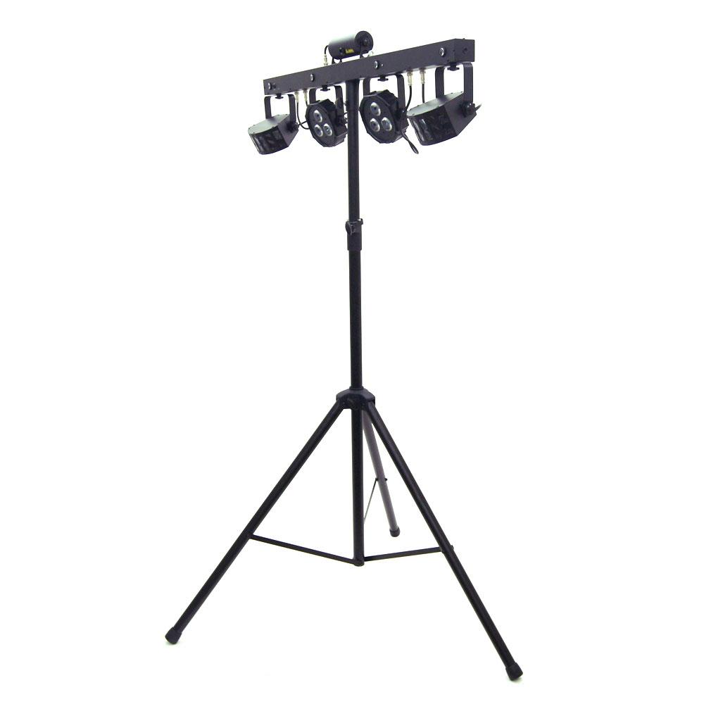 elite LED Power Dancing Bar モバイルライティングセット