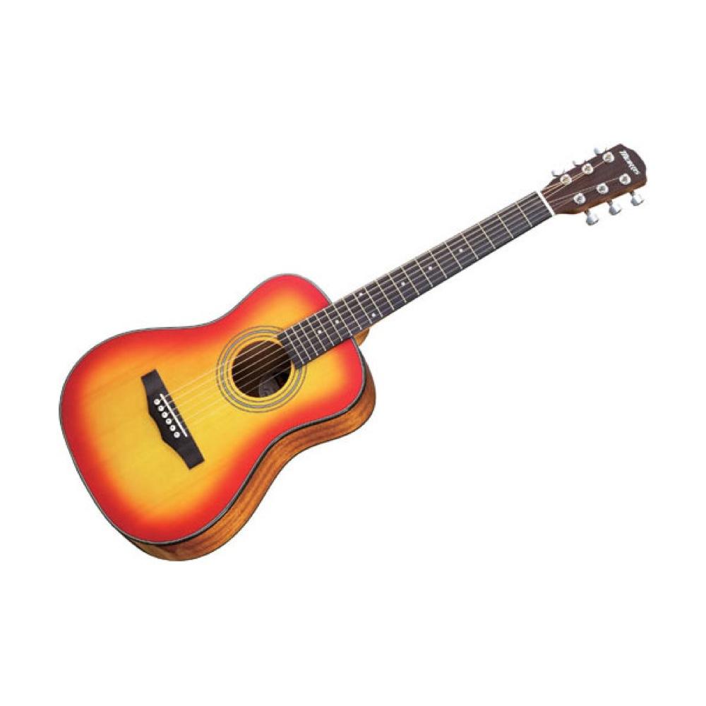 MORRIS LA-231 CS ミニアコースティックギター