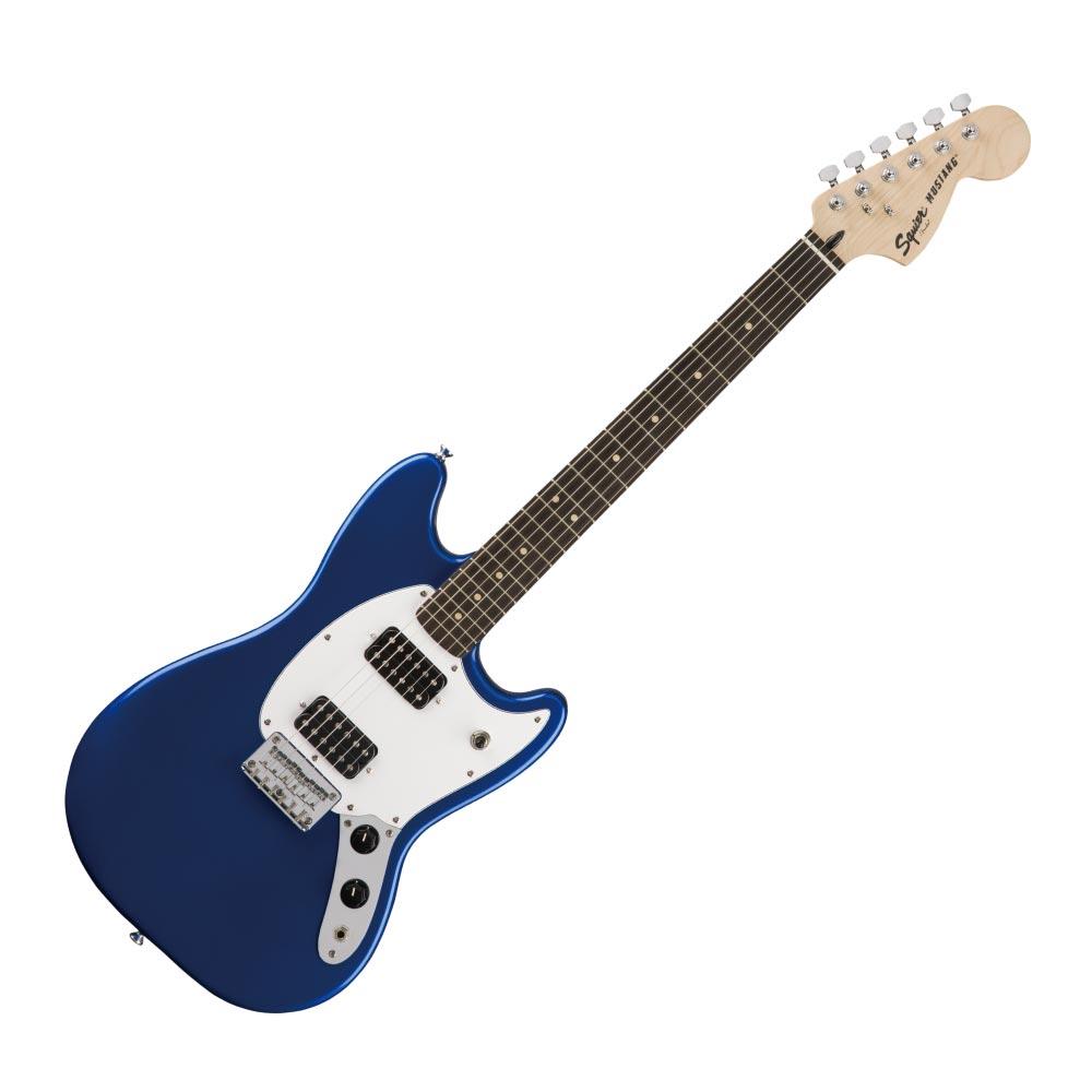 Squier Bullet Mustang HH Laurel Fingerboard IMPB エレキギター