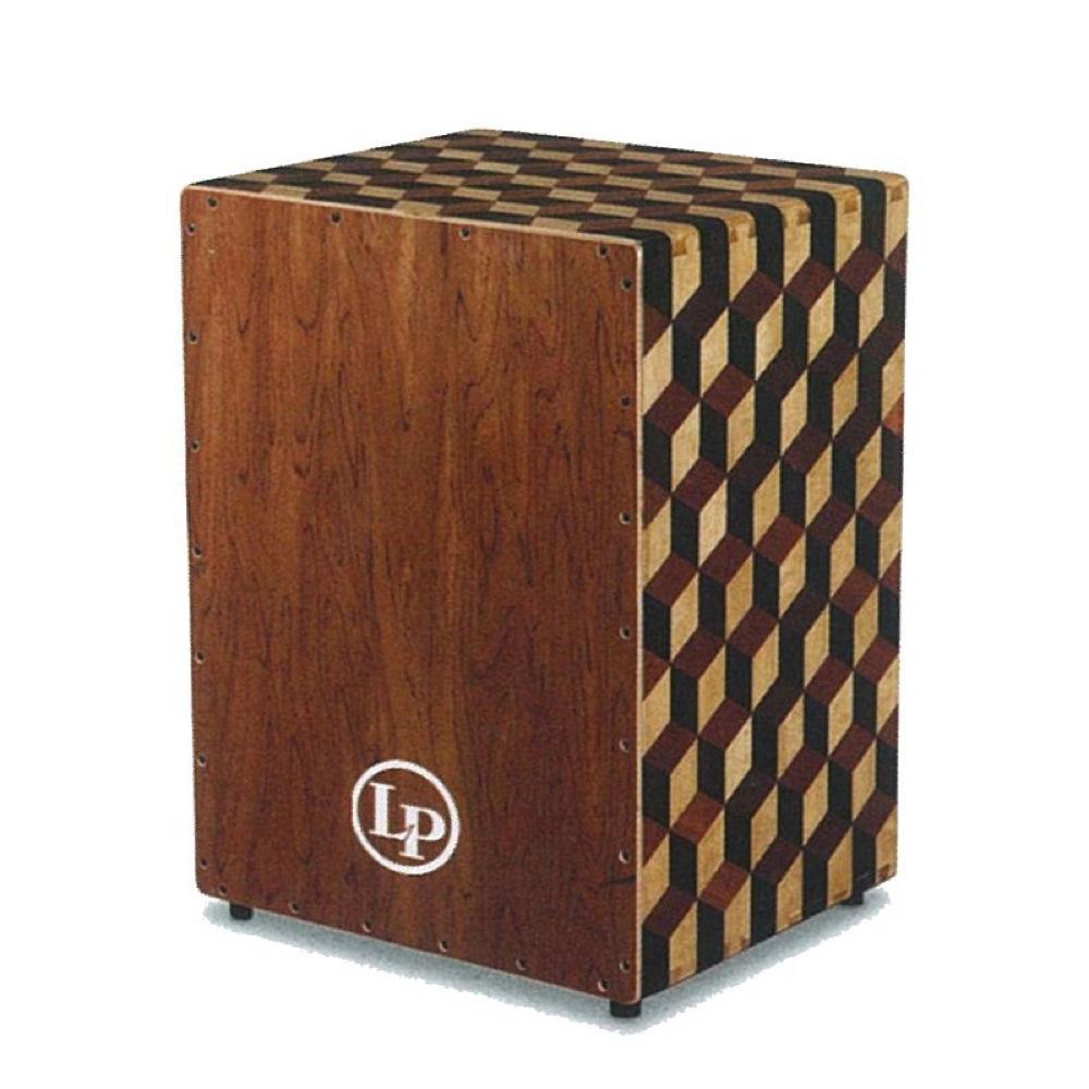LP LP8800B Peruvian Solid Wood Brick Cajon カホン