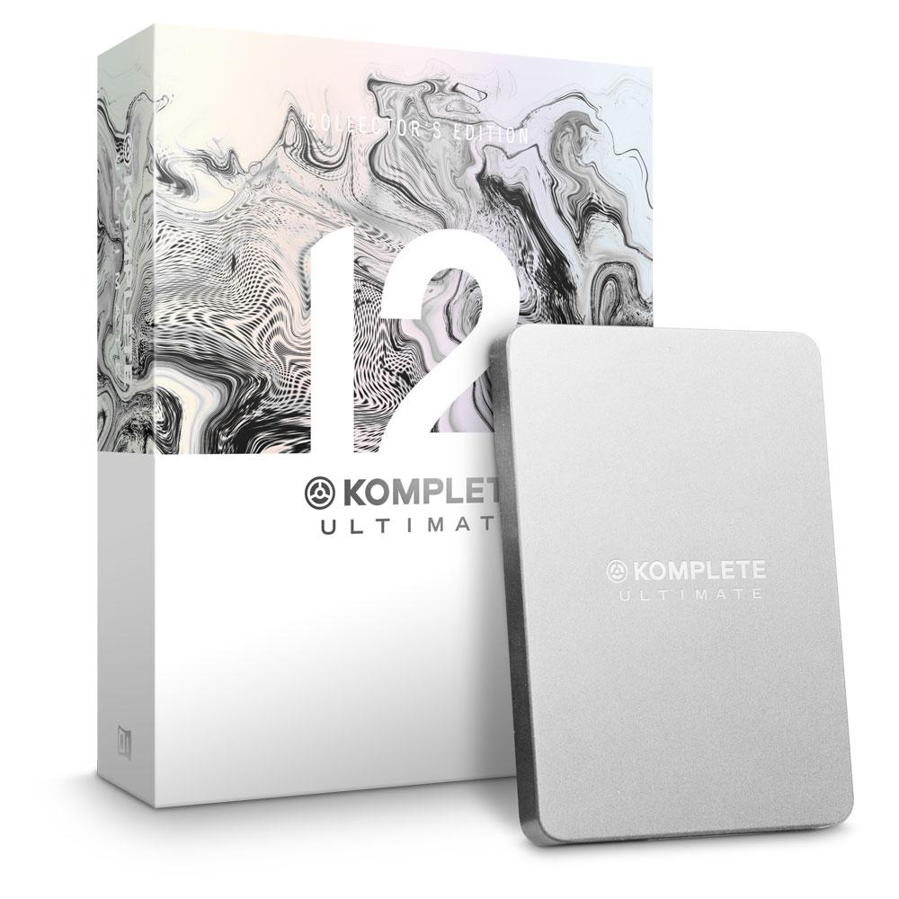 【アップグレード版】 NATIVE INSTRUMENTS KOMPLETE 12 ULTIMATE Collectors Edition UPG FOR KU8-12 ソフトウェア