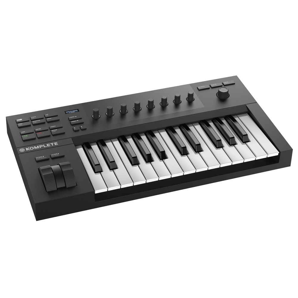 NATIVE INSTRUMENTS KOMPLETE KONTROL A25 25鍵盤 MIDIキーボード コントローラー