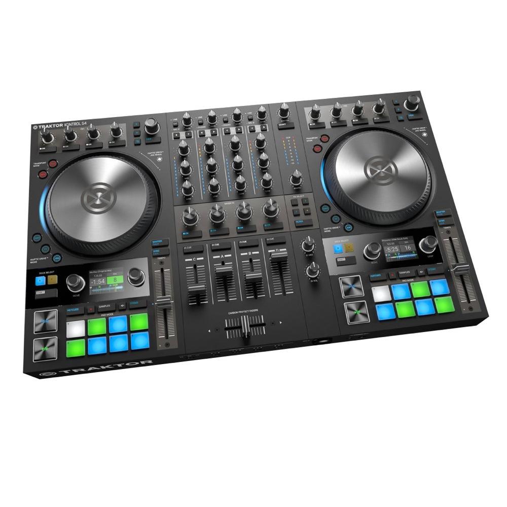 NATIVE INSTRUMENTS TRAKTOR KONTROL S4 MK3 DJコントローラー