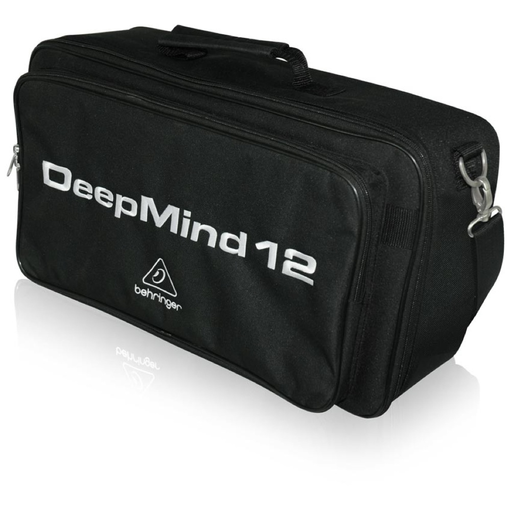 BEHRINGER DEEPMIND 12D-TB 12D専用キャリングケース