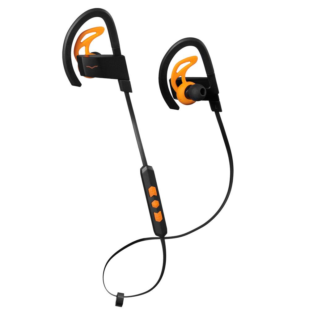 V-moda VLCT-BLACK BassFit Black Bluetooth ワイヤレスイヤホン