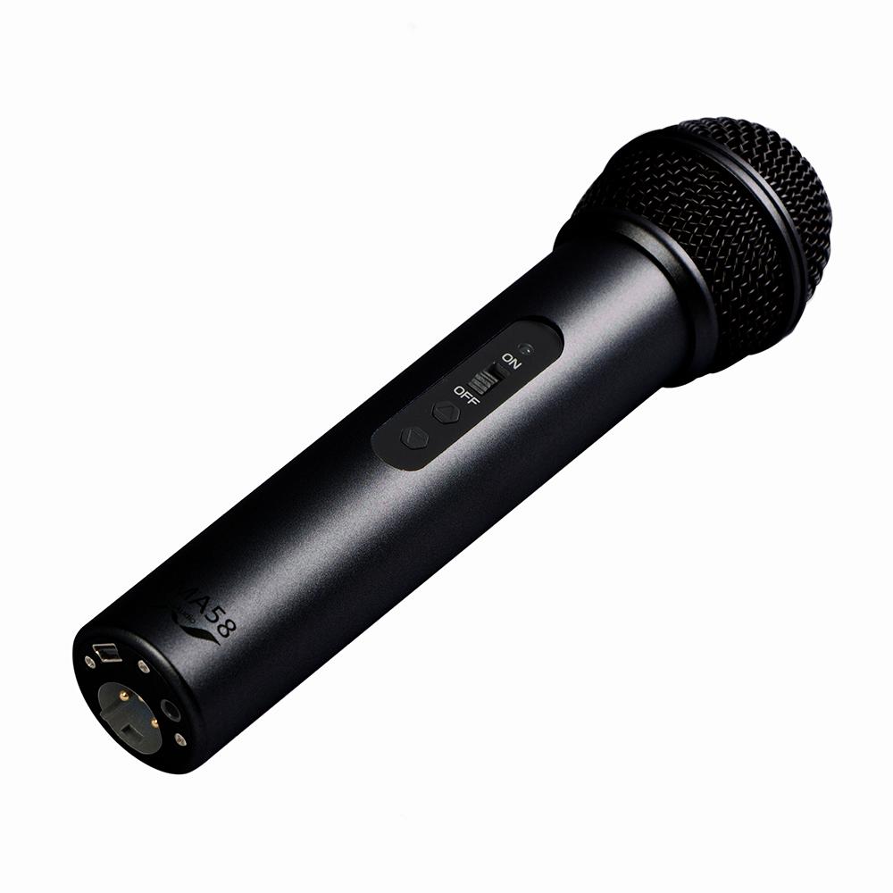 Melo Audio MA58 Black デジタルマイクロフォン