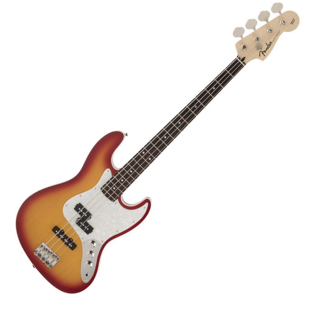 Fender FSR Aerodyne Jazz Bass RW SSB エレキベース
