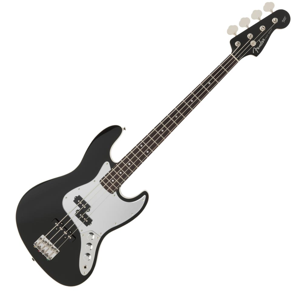 Fender FSR Aerodyne Jazz Bass RW BLK エレキベース
