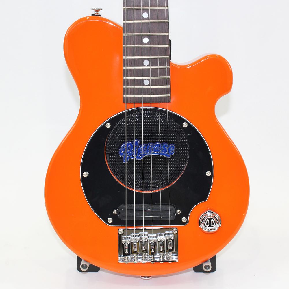 Pignose PGG-200 CPOR アンプ内蔵エレキギター ヘッドホン付き