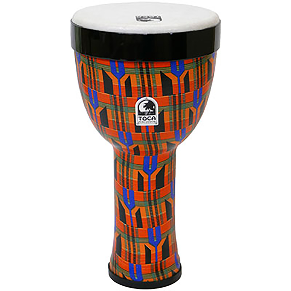 TOCA TF2ND-8K FREESTYLE II 8in NESTING DJEMBE KENTE ジャンベ 8インチ