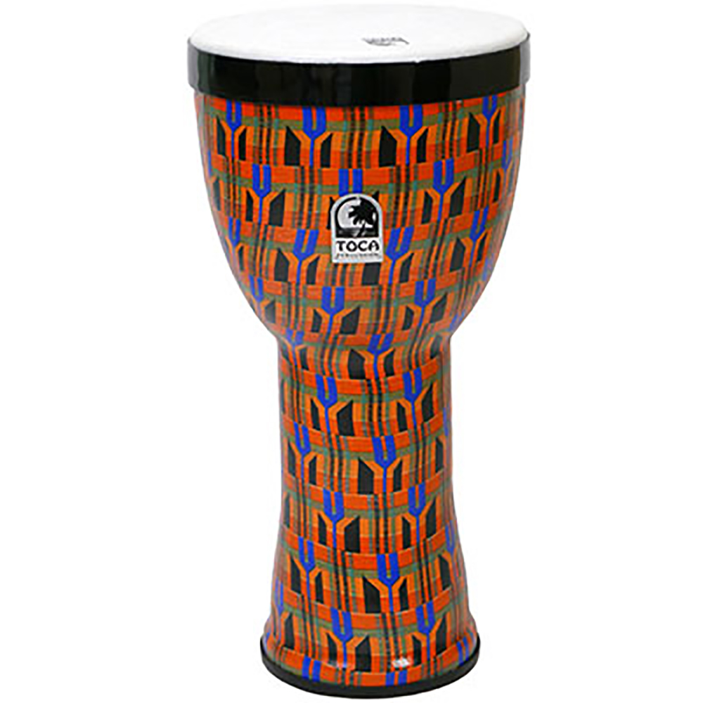 TOCA TF2ND-12K FREESTYLE II 12in NESTING DJEMBE KENTE ジャンベ 12インチ