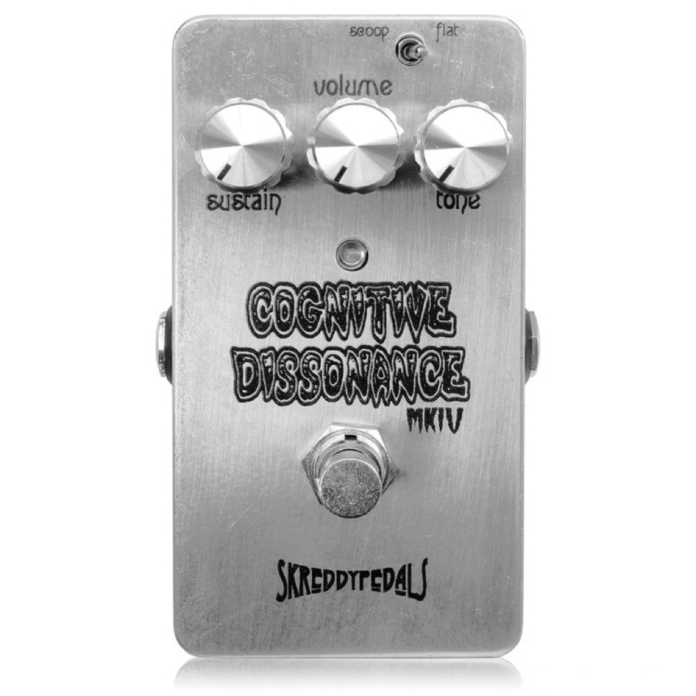 Skreddy Pedals Cognitive Dissonance MkIV ギターエフェクター