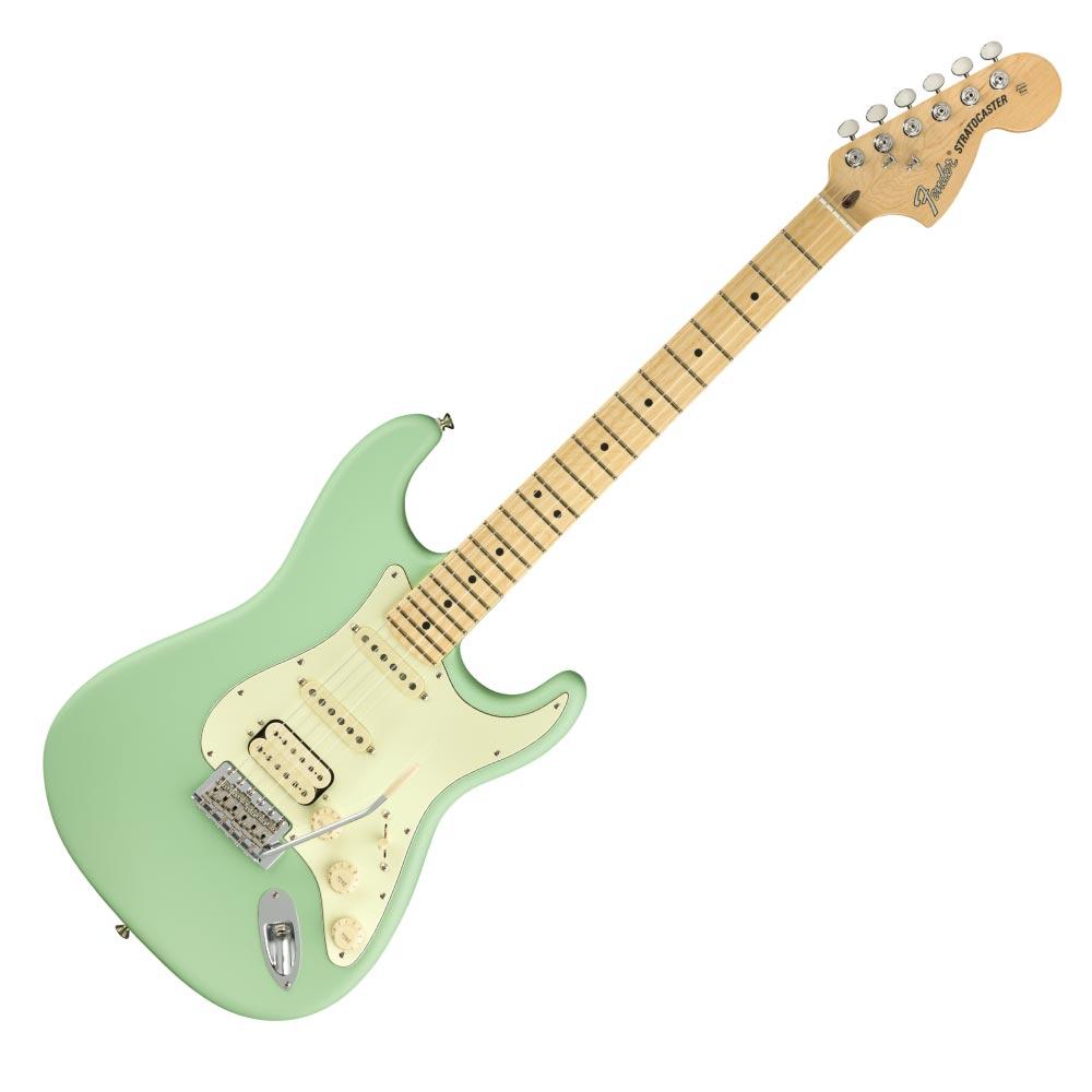 Fender American Performer Stratocaster HSS MN SATIN SFG エレキギター